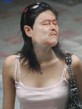 爱美的赵山山 爆笑图片-第1张