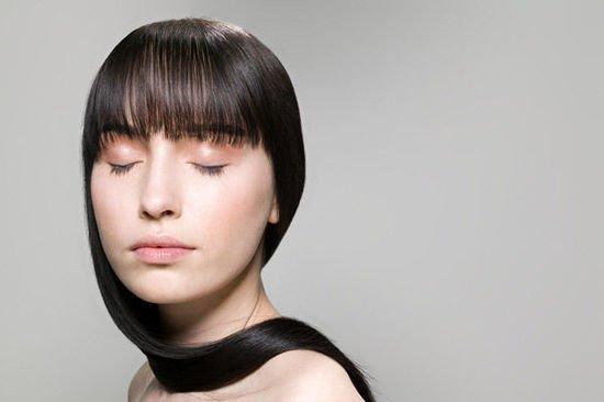 好看的女生刘海发型图片大全 发型设计-第1张
