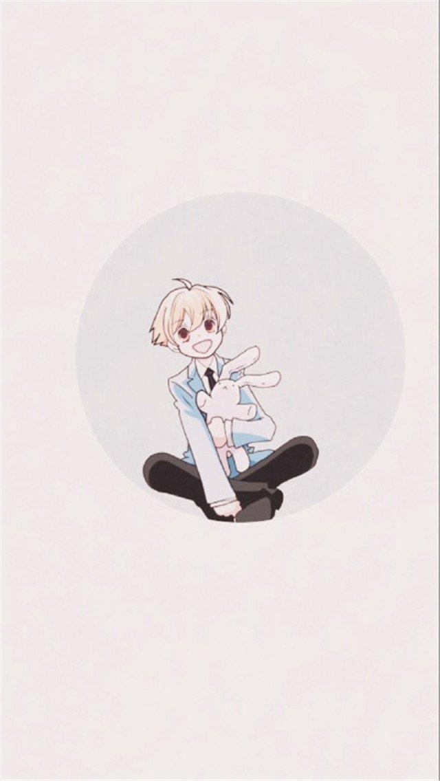 动漫《樱兰高校男公关部》卡通头像 卡通头像-第1张