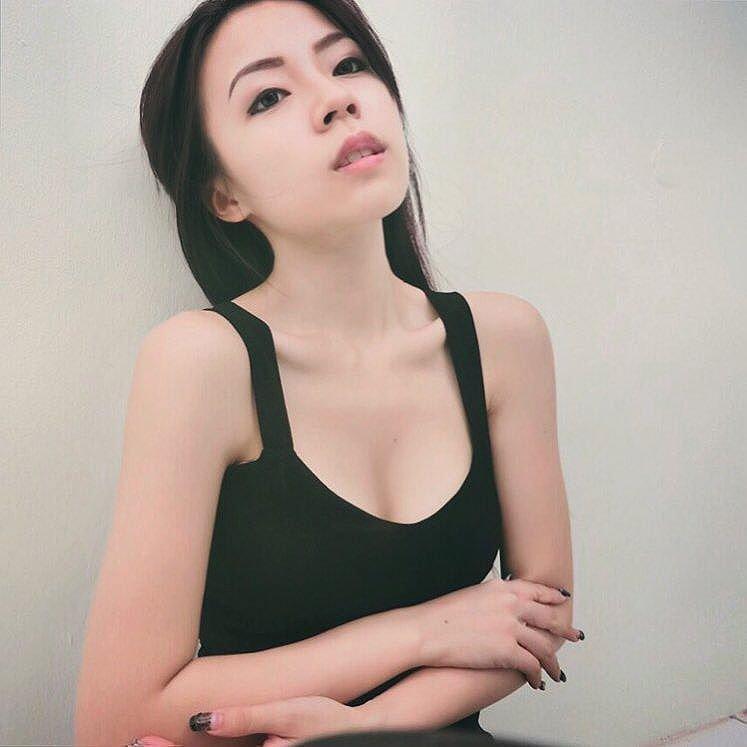 美女模特Joleen Heng生活美照甜美迷人 美女自拍-第1张