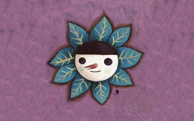可爱的韩国插画图片合辑 动漫图片-第1张